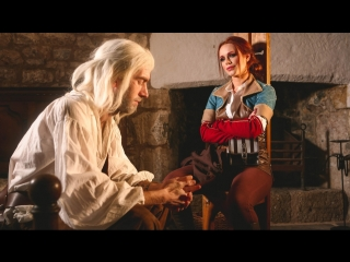 Ella hughes & danny d, the bewitcher: a dp xxx parody, episode 1 [2018, all sex, feature, blowjob, redhead, facial, cosplay]