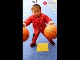 детские тренировки с мячами