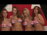 Сочные девочки в купальниках (Geena Mullins Emma Frain Caitlin Wynters Melissa Debling)