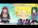 [Kill Me Baby RUS cover] Song Anyoka j — Futari no Kimochi no Honto no Himitsu [Harmony Team].mp4