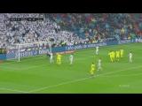 «Реал Мадрид» - «Вильярреал». Хайлайт матча