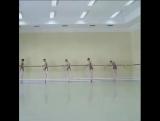 Симметрия балета