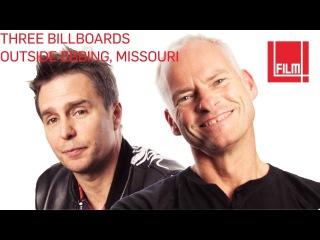 Sam Rockwell & Martin McDonagh on Three Billboards Outside Ebbing, Missouri | Film4