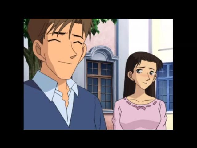 Detective Conan 377 серия русская озвучка Xelenum / Детектив Конан 377