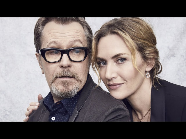 Actors on Actors Gary Oldman and Kate Winslet (Full Video)