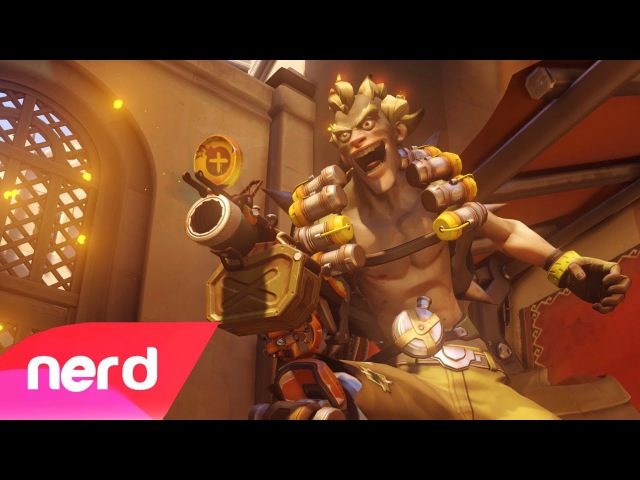 Overwatch Song | Blow It Up (Junkrat Song) | NerdOut! ft PvPTwitch
