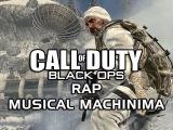 JT Machinima - Call of Duty Black Ops Rap (BO Musical Machinima)