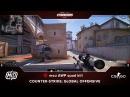 StarSeries i-League S4   Gambit vs fnatic   mou AWP quad kill