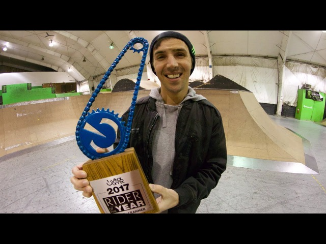 SCOTTY CRANMER WINS RIDER OF THE YEAR!