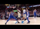 LeBron James Goes Behind-the-Back, Nutmegs Tristan Thompson En Route to Bucket
