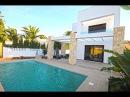 Продается новая вилла в стиле Хай-Тек в городке La Nucia, 359.000. Недвижимость в Испании