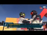 American Jamie Anderson Repeats as Gold Medalist in Slopestyle 2018 Winter Olympics Korean