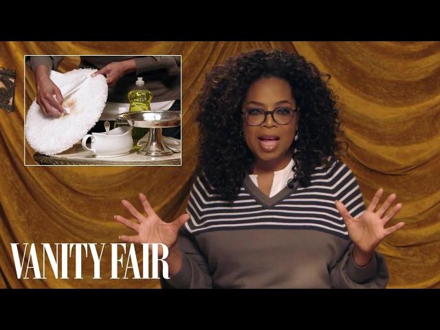 Oprah's Trick for Cleaning Up Dog Poop | Secret Talent Theatre | Vanity Fair