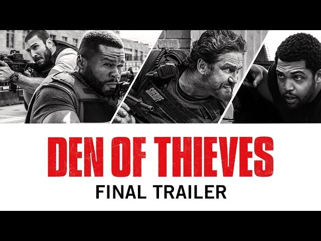 Den of Thieves | Final Trailer | Now Playing