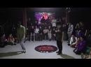 Hip-Hop 1/4 Final Zaur vs Bucks Aaren | NoReason Dance Fest