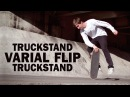 Truckstand Varial-Flip Truck: Mike Osterman || ShortSided