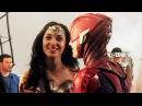 Лига справедливости — Съёмки фильма (2017)