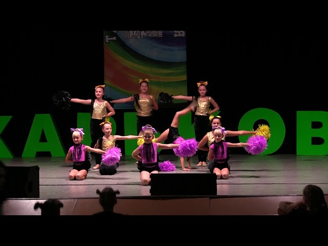 090 Студия спортивного танца «Maxidance» «Personal Jesus» MOTOR DANCE FEST 19 11 17 90