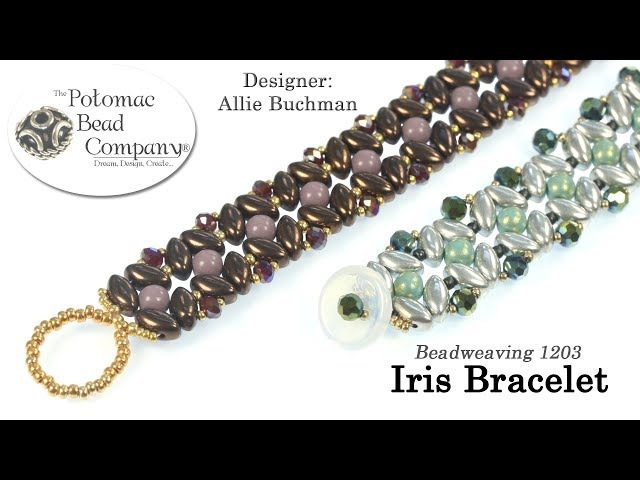 Iris Bracelet - DIY Tutorial