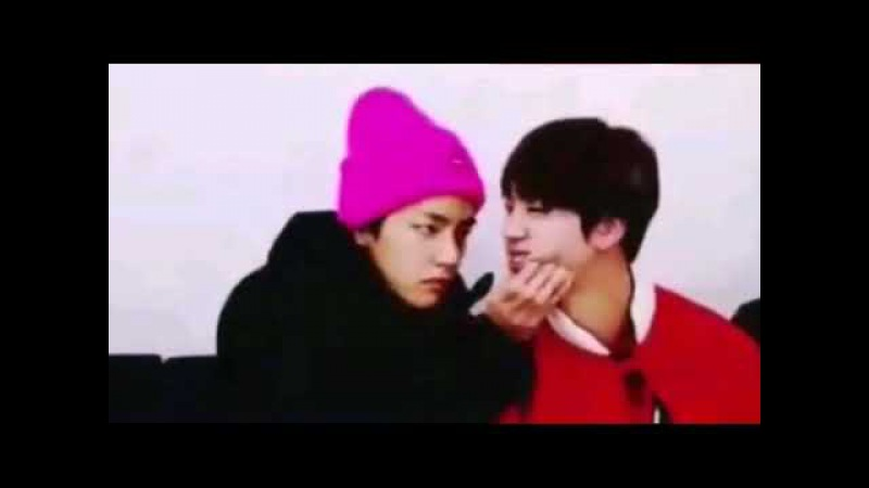 When Taehyung is being possessive over Jin   (태진) Taejin/Vjin is real
