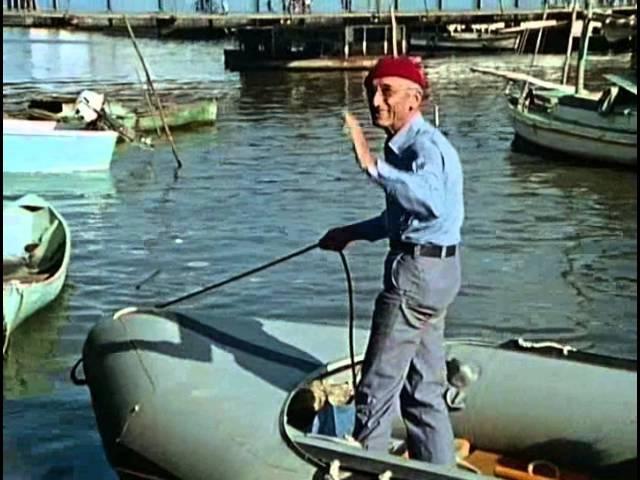 The Fish That Swallowed Jonah - Подводная одиссея команды Кусто 1976