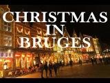 Christmas in Bruges - Day 1 Belgium PartTimeWanderlust
