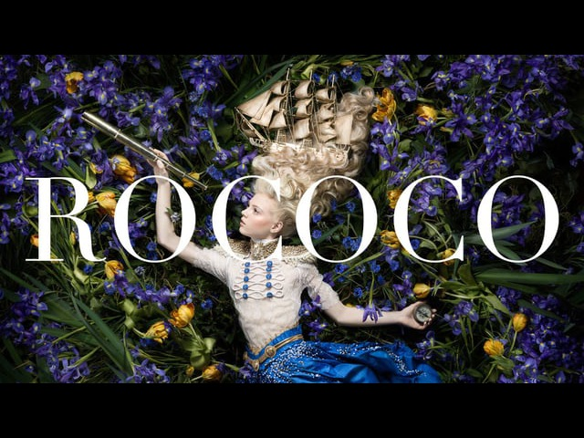 ROCOCO (behind the scenes) 30 seconds