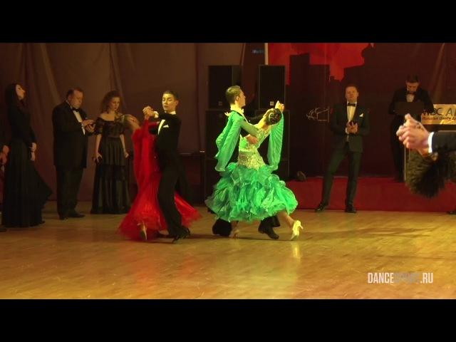 Брянцев Максим - Зайцева Мария, Final Slow Foxtrot