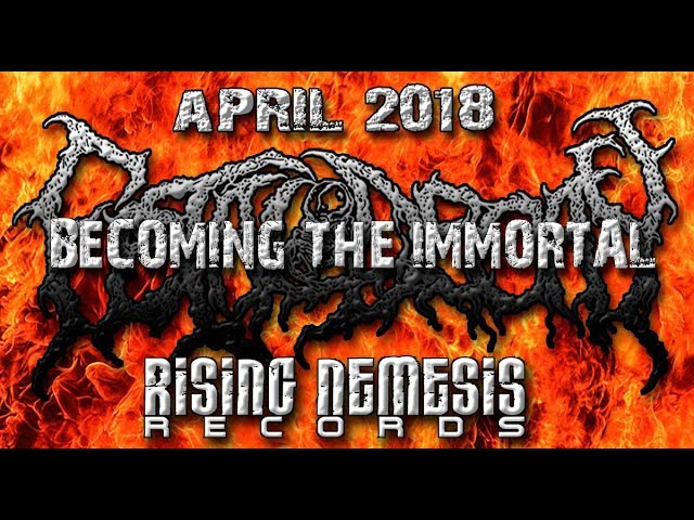 Fetal Decay Becoming The Immortal teaser 2018