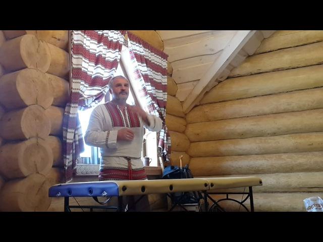 1 Василий Ляхов (подготовка пространства в бане) семинар 23.11.16