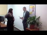 В Иркутске «Максим» подарил победительнице розыгрыша во «ВКонтакте» iPhone X
