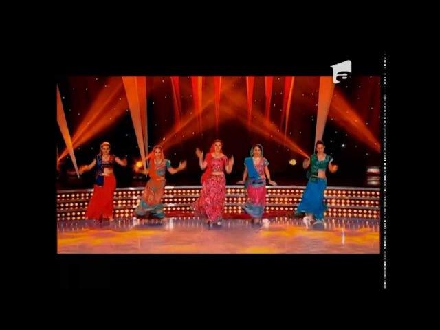 Shakti group- Romania Danseaza 2014