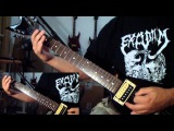 Krisiun - Combustion Inferno (guitar cover)