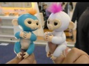 Fingerlings from WowWee, Animatronic Monkeys, First Look CES2017