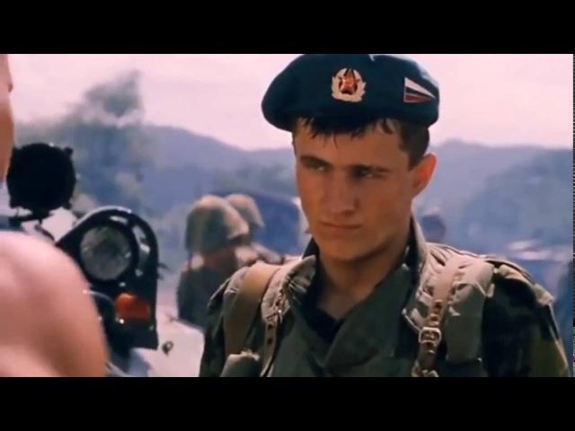 Российские фильмы про Чечню.Марш бросок. Фильм про Чечню боевик