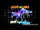 Светящийся конструктор Light up links Лайт ап линкс