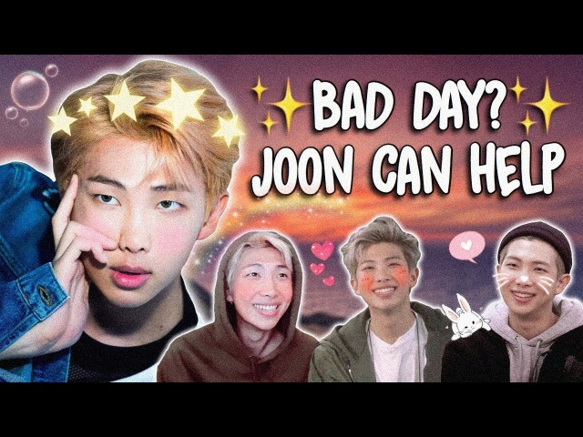 A Video To Watch When Youre Sad RM Version