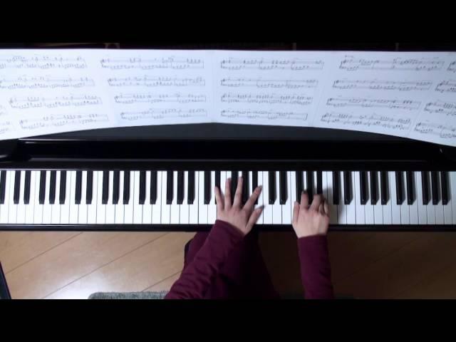 はじめから今まで ピアノ 『冬のソナタ』より