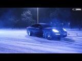 2Pac ft Eminem Eazy E PANDA Remix (Clip Porsche Panamera Drift show)