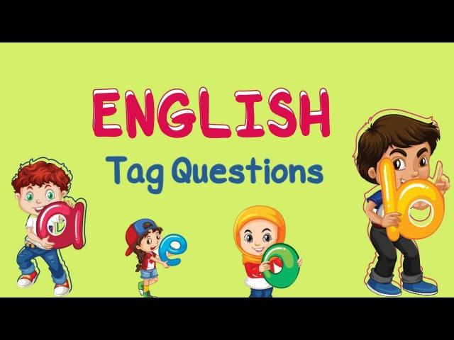 English | Tag Questions