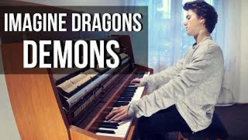 Imagine Dragons - Demons (Piano Cover) by Peter Buka