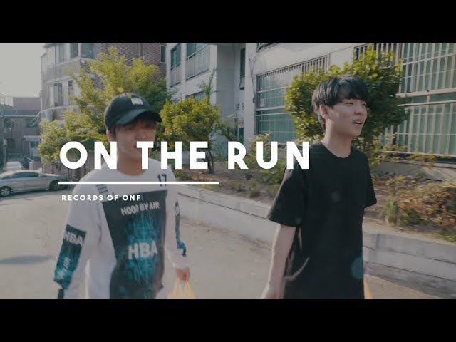 [ON THE RUN] EP.14 TURN ON THE STOVE