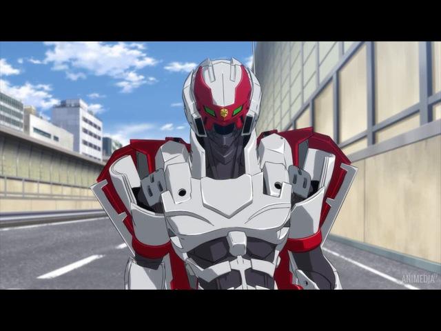 Active Raid / А.К.Т.И.В. Рэйд - 12 серия [Komuro Revi Kim]