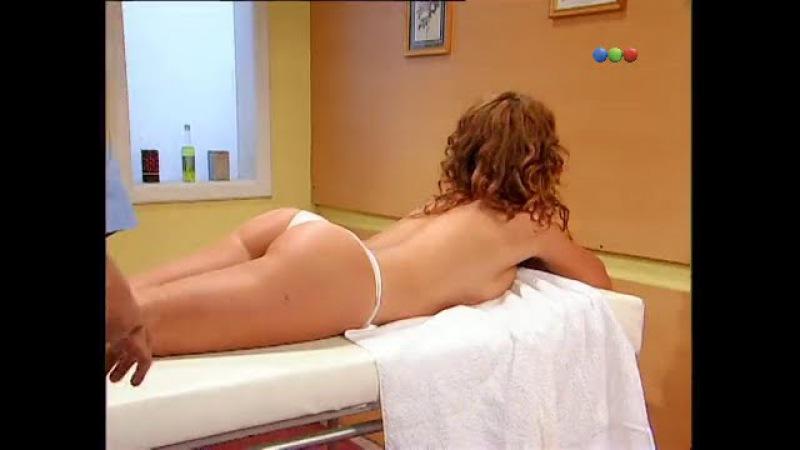 Pone a Francella - El masajista (Florencia Peña)