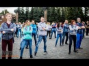 Хастл флешмоб в Парке Победы 2017