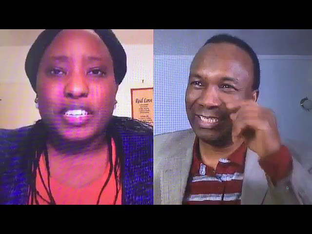 2018-01-08: HOW TO BE IN THE HERE AND NOW with ESTHER KUGANJA (BOOK REVIEW)
