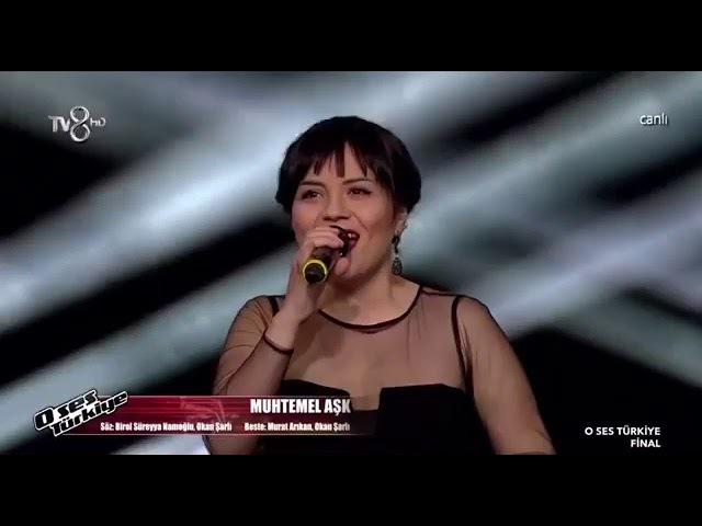 Lütfiye Özipek - Muhtemel Aşk | O Ses Türkiye Final muhteşem performans