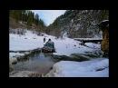 Дастеры ломают стереотипы и лёд Штурм горной реки вслед за УАЗом Худес Царск