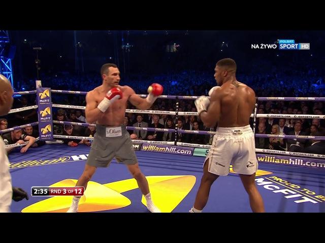 Anthony Joshua vs Wladimir Klitschko / 29.04.2017