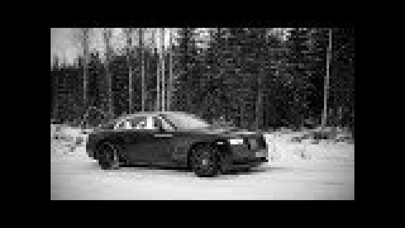 A Majesty in Monochrome Rolls Royce Wraith Black Badge